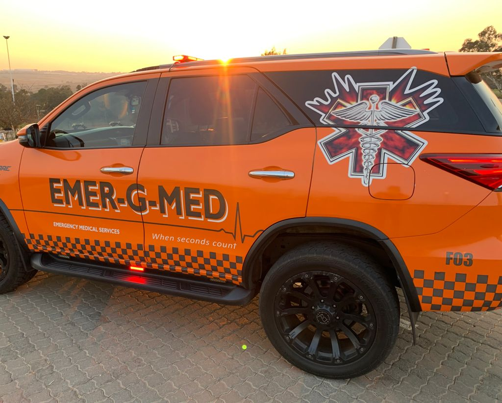 One injured in a vehicle rollover in Edenvale