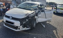 One injured in a serious vehicle collision in Tembisa