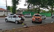 One injured in a collision in Linksfield