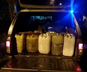 Stolen Diesel Recovered After High-Speed Chase in Phoenix, KwaZulu Natal