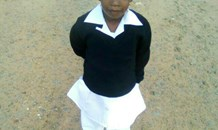 Missing Grade R Learner in Verulam,KZN
