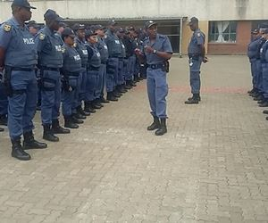 Safer city enforcement and awareness operations held in Kimberley.