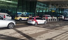 Passenger collapsed and died at the Departure Zone at King Shaka International Airport in La Mercy