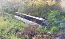 Seven People Injured when a bakkie and a bus Collided in Verulam, KZN