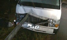 Driver Injured In Taxi Crash in Southridge, KZN
