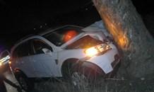 Vehicle Crashed Into Tree at Canelands, KwaZulu-Natal