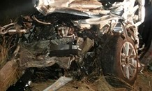Fatal rear-end crash into stationary vehicle on the R510 near Rakgase farm, Northam in Limpopo
