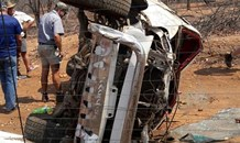 Several road crashes reported in Limpopo
