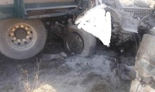 Front tyre blowout blamed for horror head-on crash killing 28 people in Limpopo