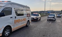 One injured in collision in Isando