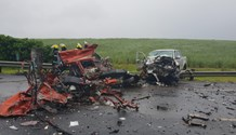 Seven killed in high impact collision on the N2 near the Tugela bridge on Saturday