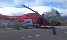 17-Year-old American tourist airlifted from Lions Head in Cape Town after Fall