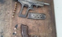 Eight suspects arrested and three unlicensed firearms seized in Cape Town.