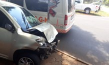 One person injured in collision in Linden