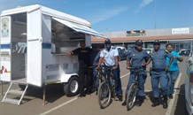 Galeshewe SAPS and CPF conduct Crime Awareness campaign.