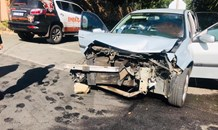 Head on collision leavesmultiple people injured in Sandton