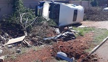 Two vehicles collided leaving 7 injured in Kimberley