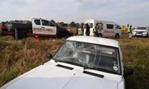 Pedestrian vehicle crash in Pretoria