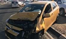 Ranburg collision leaves one injured