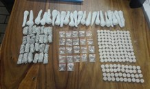 Suspects arrested for possession of firearm and drugs in Kraaifontein