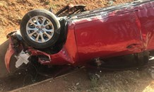 Gauteng: Helicopter Airlifts patient to the hospital after a collision on the N4