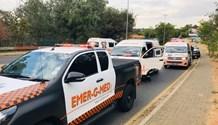 Several injured in road crash in Randburg