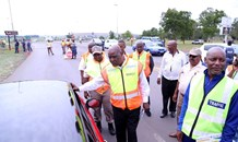 MEC Ntuli commisions investigations for possible engineering interventions in the congested towns of eJozini and KwaNongoma