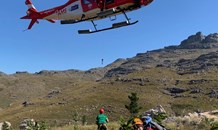 A 76-year-old male hiker injured while hiking in the Cederberg Mountains
