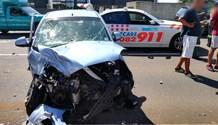 Four people hospitalised following uMhlanga Rocks Drive head on collision