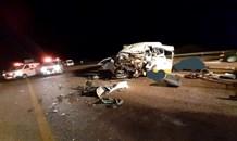 Fatal road crash on the N1 near Mokopane