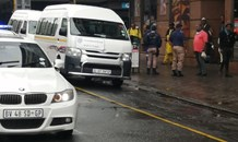 16 Taxis impounded for operating outside the COVID-19 Lockdown Rules in the Pretoria CBD