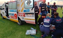 A  Baby is critical after being found submerged in a Randburg pool