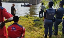 A 19-year-old boy has drowned in the Vaal River