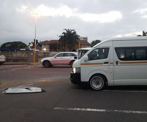 A pedestrian was killed while trying to cross the R21 in Kempton Park