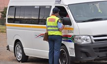 Minister Mbalula addresses Paarl Taxi Violence