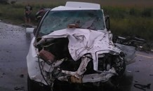 A woman has been killed on the N12 outside of Fochville