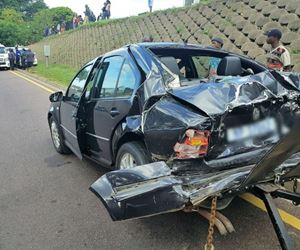 18 Injured in Taxi crash on the N3 West bound near Berea offramp