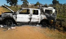 Five suspects arrested following the burning of a police vehicle and part of a school  in the Zaaiplaas area outside Groblersdal