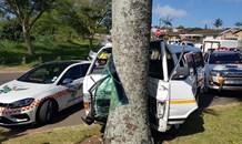 14 Children hurt in Taxi crash on Candella Road and Westmeath Avenue in Bonela, Durban