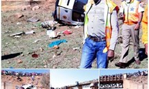 KZN Transport MEC Kaunda orders full investigation into horror taxi crash in KwaXimba