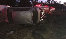 One killed, three seriously injured after vehicle rollover, Carletonville