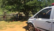 Child left injured after falling down Karkloof Falls