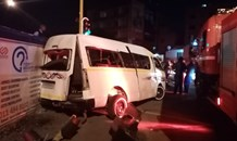 Taxi and car collide leaving at least four injured in Berea