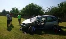 Vehicle rollover leaves woman seriously injured in Vanderbijlpark