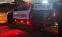 Two injured in a Cash in Transit robbery on the R114