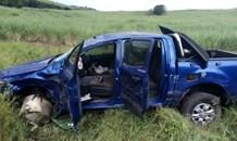 Two-vehicle collision in Ndwedwe - KZN
