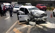 Multiple injured in Burgersdorp collision