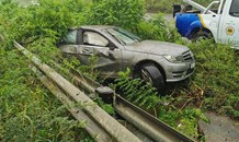 One injured in a vehicle collision on the R102 in Verulam - KZN