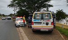 KwaZulu-Natal: Pedestrian struck down in Umhlanga