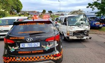 Fifteen injured in Pinetown crash